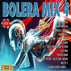 Bolera Mix 4 - Megamix By Beto BPM (2014).