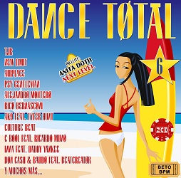 Dance Total 6 - Megamix By Beto BPM (2013)